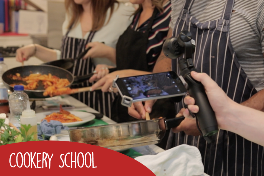 Giovanni's Cookery School