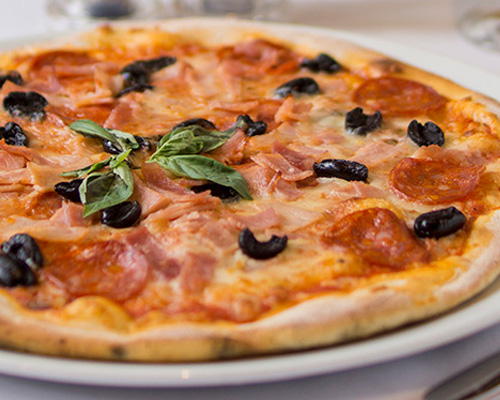 1/2 Day Pizza Professional Cookery School Voucher
